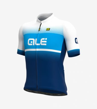 Alé Solid Jersey Blend | BLUE/LIGHT_BLUE