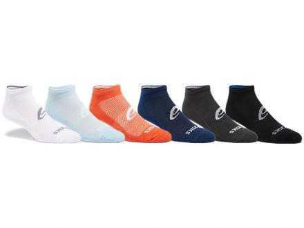 Asics Invisible Sock 6ppk - Skarpetki do biegania
