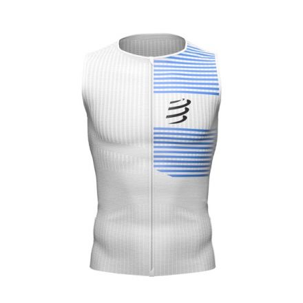 Compressport Tri Postural Tank Top | WHITE