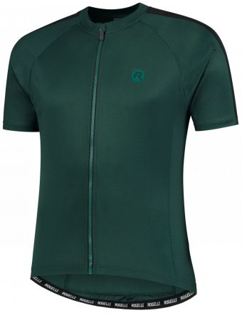 Rogelli Explore SS Jersey | GREEN/BLACK