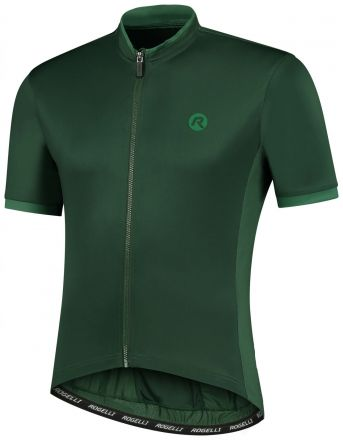 Rogelli Essential Jersey SS | Army Green