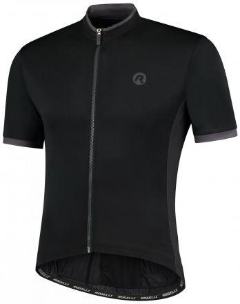 Rogelli Essential Jersey SS | BLACK