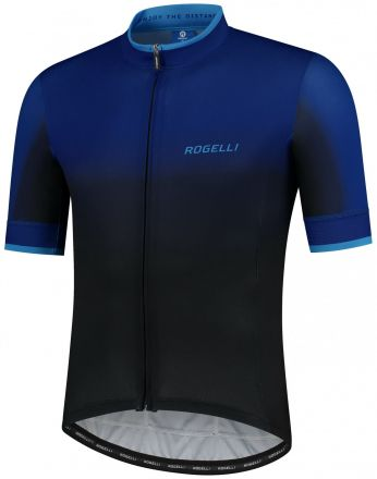 Rogelli Horizon Jersey SS | BLUE/BLACK