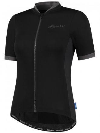 Rogelli LDS Essential Jersey SS | BLACK