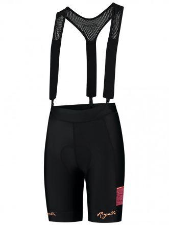 Rogelli Char 2.0 Shorts | BLACK/CORAL