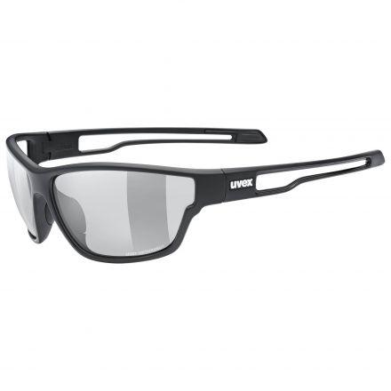 Uvex Sportstyle 806 v | BLACK MAT