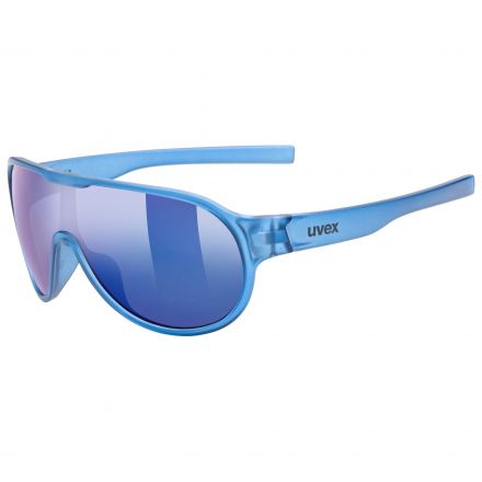 Uvex Sportstyle 512 | BLUE TRANSPARENT