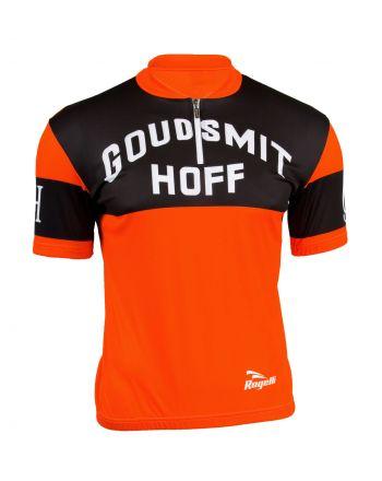 Rogelli Goudsmit Hoff Jersey SS | RED