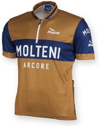 Rogelli Molteni Cycling Jersey SS