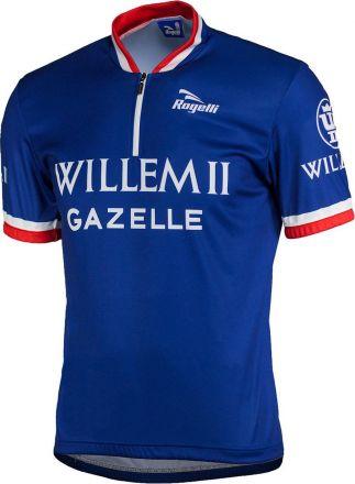 Rogelli Willem II Cycling Jersey SS
