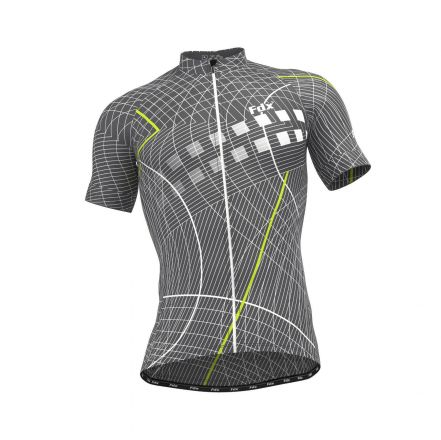 FDX Classic II Cycling Jersey | GREY
