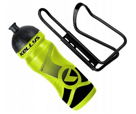 Set Kellys Sport 0,7 + OXC Bottle Cage | LIME