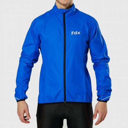 Fdx  Windproof & Waterproof  Cycling Jacket | BLUE