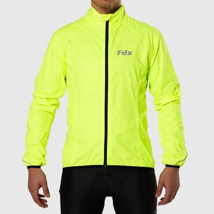 Fdx  Windproof & Waterproof  Cycling Jacket | YELLOW