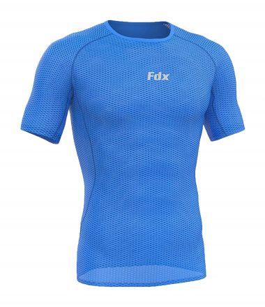 FDX Cool Mesh Base Layer Half Slave | BLUE
