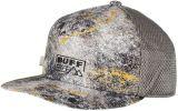 Buff Trucker Cap | METAL GREY