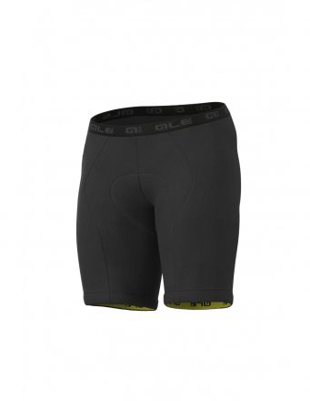 Alé Padded Liner Enduro Shorts | BLACK