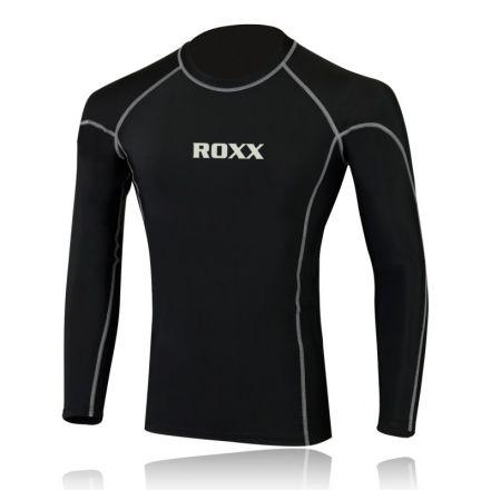 ROXX Men Compression Shirt | CZARNO