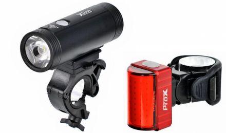 Prox Spika Set 1100lm + Zeta s 80lm usb