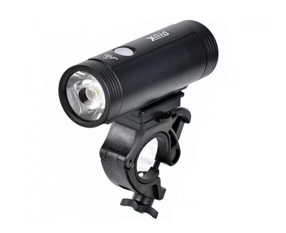 Prox Spika Set 1100lm  USB - Przednia lampka rowerowa