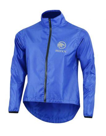 Roxx Rain Cycling Jacket | BLUE