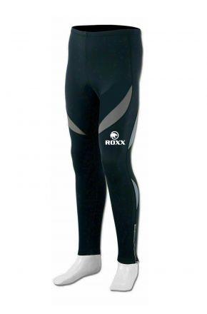 ROXX Winter Men Roubaix Trouser Tights | CZARNO-SZARE