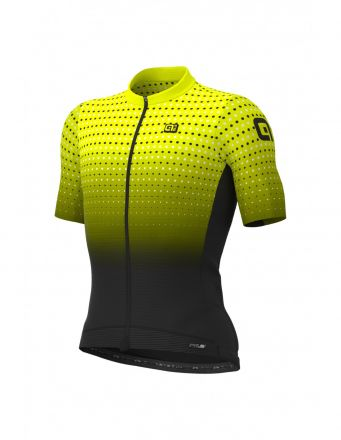 Alé Cycling Bullet Jersey | FLUO/YELLOW/BLACK