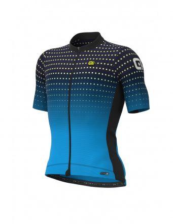Alé Cycling Bullet Jersey | BLACK/CYAN
