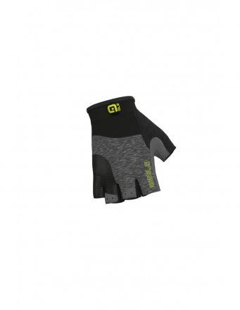 Alé Comfort Gloves | GREY/YELLOW