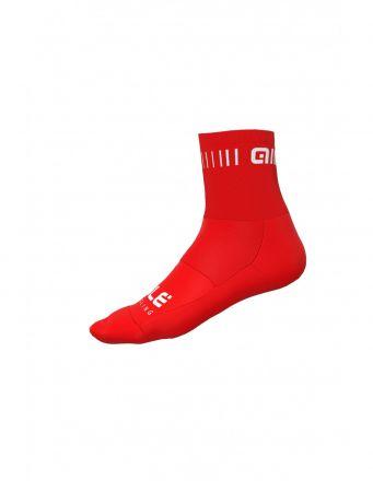 Alé Strada Q-Skin Socks   RED/WHITE