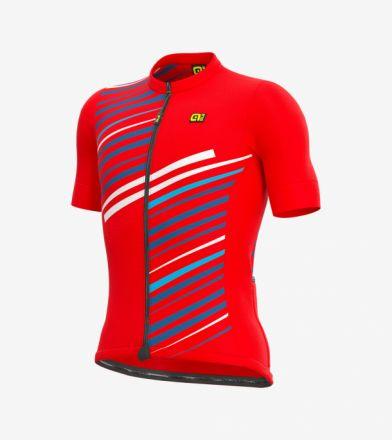 Alé Flash Jersey | ROSS/RED
