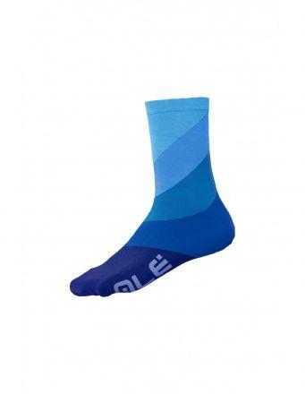 Alé Diagonal Digitopress Socks   BLUE