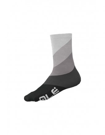 Alé Diagonal Digitopress Socks   GRIGIO/GREY