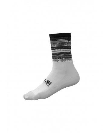Alé Scanner Socks   WHITE/BLACK