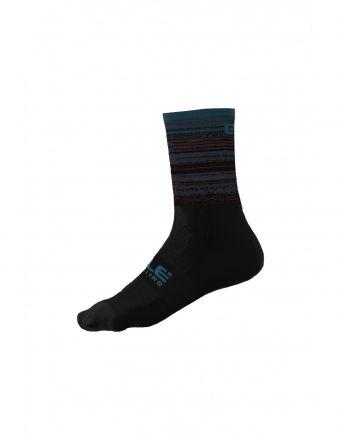 Alé Scanner Socks   BLACK/BLUE