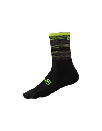 Alé Scanner Socks   BLACK/YELLOW