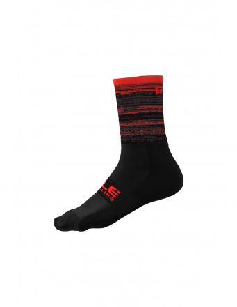 Alé Scanner Socks   BLACK/RED