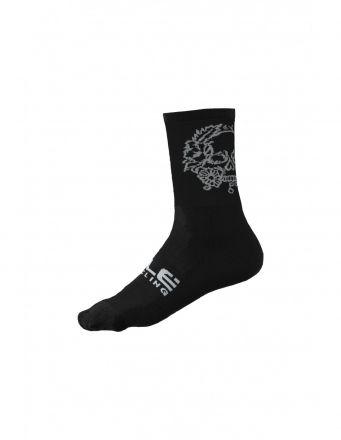 Alé Skull Socks   NERO/BLACK