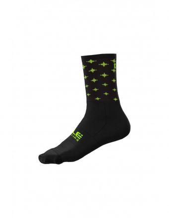 Alé Stars Socks   BLACK/YELLOW