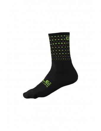 Alé Bullet Socks   BLACK/YELLOW