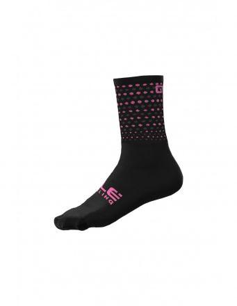 Alé Bullet Socks   BLACK/PINK