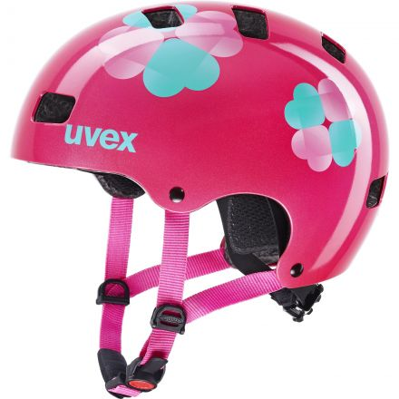 Uvex Kid 3 | Pink Flower