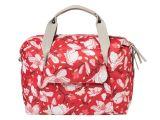 Basil Magnolia Carry All Bag   Magnolia Poppy Red