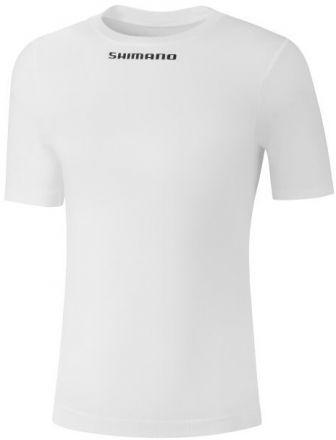Shimano Vertex Baselayer SS | WHITE
