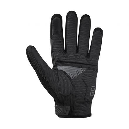 Shimano Long  Gloves | BLACK
