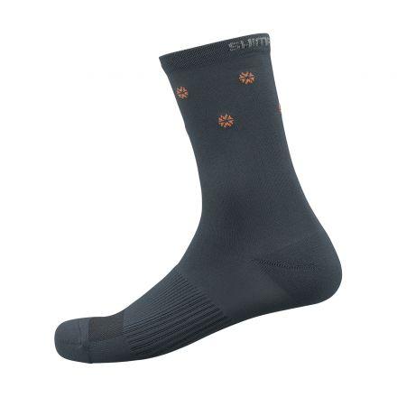 Shimano Original Tall Socks   Charcoal