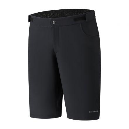 Shimano FUKUI Shorts | BLACK