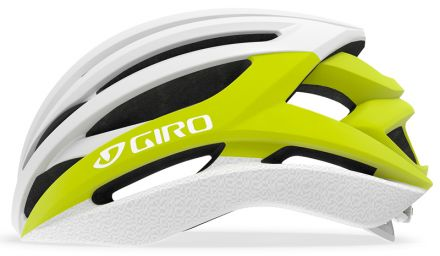 Giro Syntax  |  Matte citron white