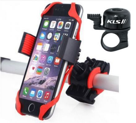 PRAXX Link Smartphone Holder 360° + Kellys Bang 10