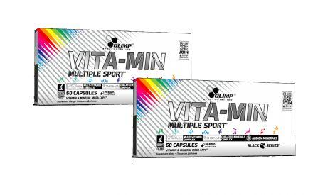 Olimp Vita-min 120 kaps ( 2 x 60 tab )